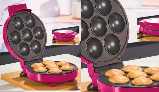 Cupcake Maker Fusión 220 V