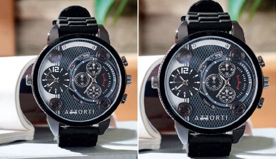 Reloj masculino Senza