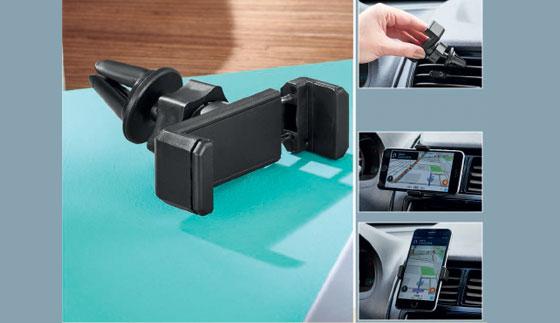 Soporte para celular Auto Senza