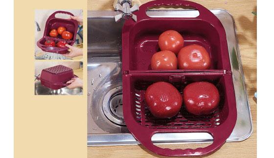 Recipiente para frutas y verduras Basic