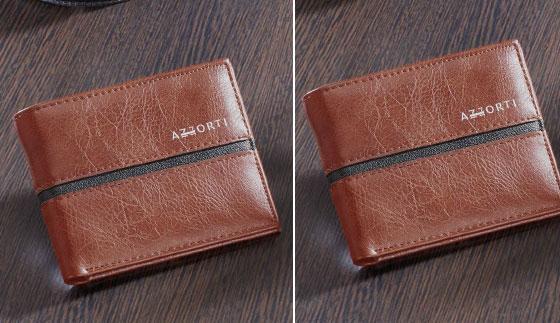 Billetera masculina Basic