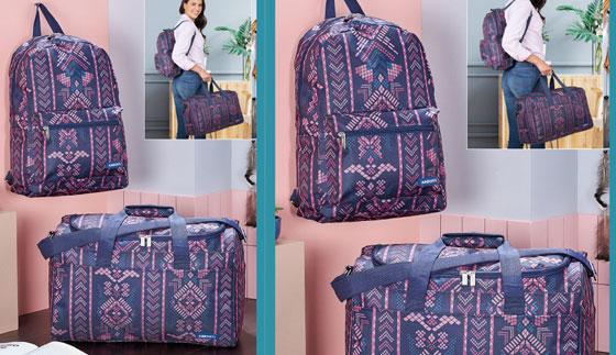 Set de mochila más maletín Basic