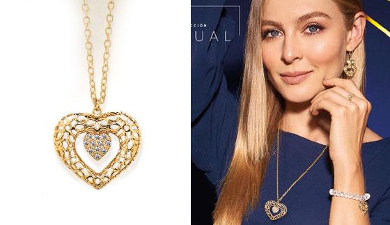 Collar Lourin Gold